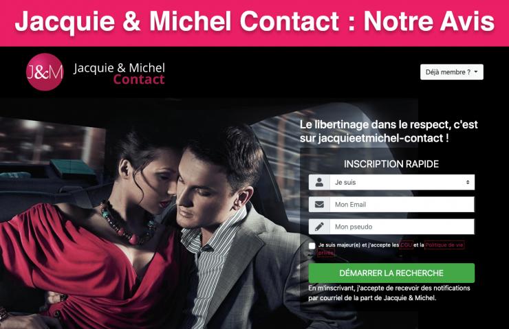 Avis Jacquie et Michel Contact