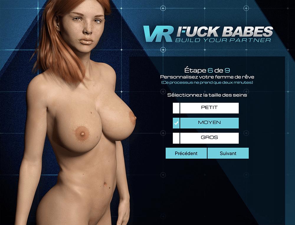 Jeu VR Fuck Dolls