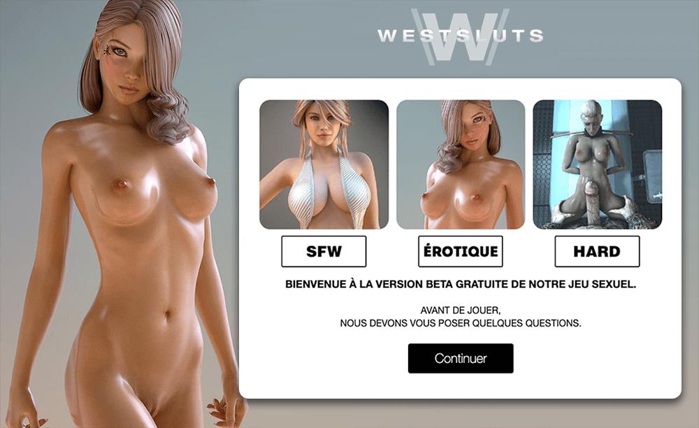 Jeu West Sluts en français